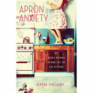 Apron Anxiety book cover