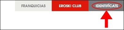 Abrir mi cuenta Eroski - 1