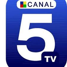 Logo CANAL 5TV