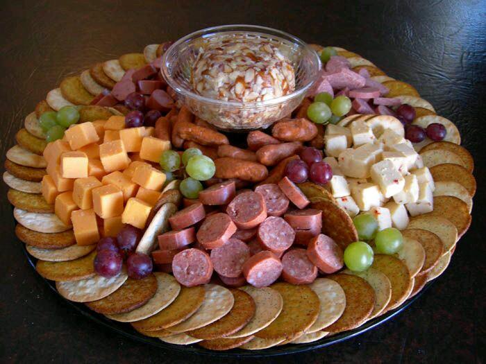 Preparacion y decoracion de aperitivos para fiestas for Decoracion de canapes