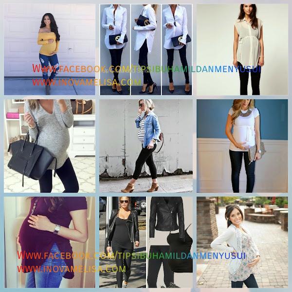 Tips dan Triks Ibu hamil dan Celana Panjang