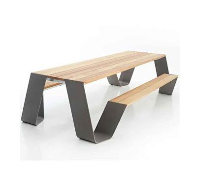 Design tuintafel Extremis van Hopper