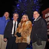 Blue Light Ceremony at Deep Meadow Park on December 8, 2008