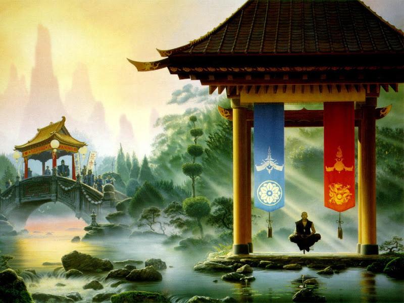 Weird Lands Of Fantasy 4, Magical Landscapes 5