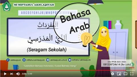 Yuk Belajar Bahasa Arab