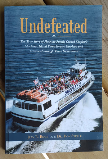 Undefeated: The Story of Shepler's Mackinac Island Ferry