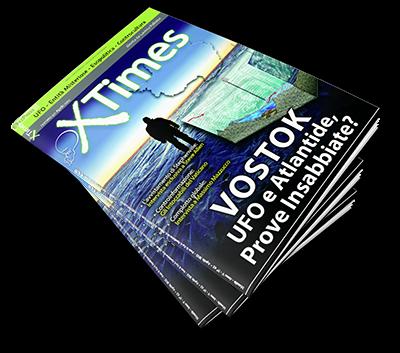 XTimes - Ufo-Entità Misteriose-Esopolitica-Controcultura - Aprile 2012