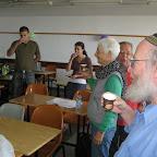 Prop. Ben David הרמת כוסית לכבוד פרופסור חיים בן-דוד