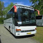 Setra van BBA Tours bus 164