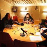 Daniel Rojo Rock House a Ràdio Manlleu - F. Pérez