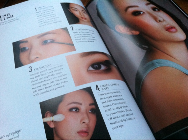 Her Royal Highstreet: Beauty Book Review: Express Makeup by