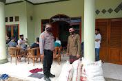 PPKM Level 4, Polres Lebak Salurkan Bansos ke Ponpes  di Lima Kecamatan Lebak Selatan