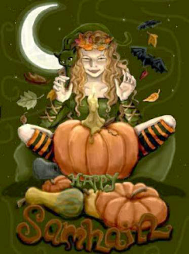 Magickal Correspondences Samhain
