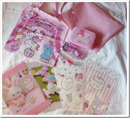 Super Cute Sanrio Store Haul