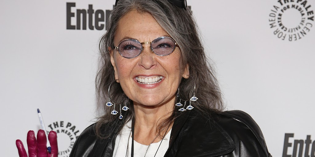 Comedienne Roseanne Barr describes her journey from leftist orthodoxy