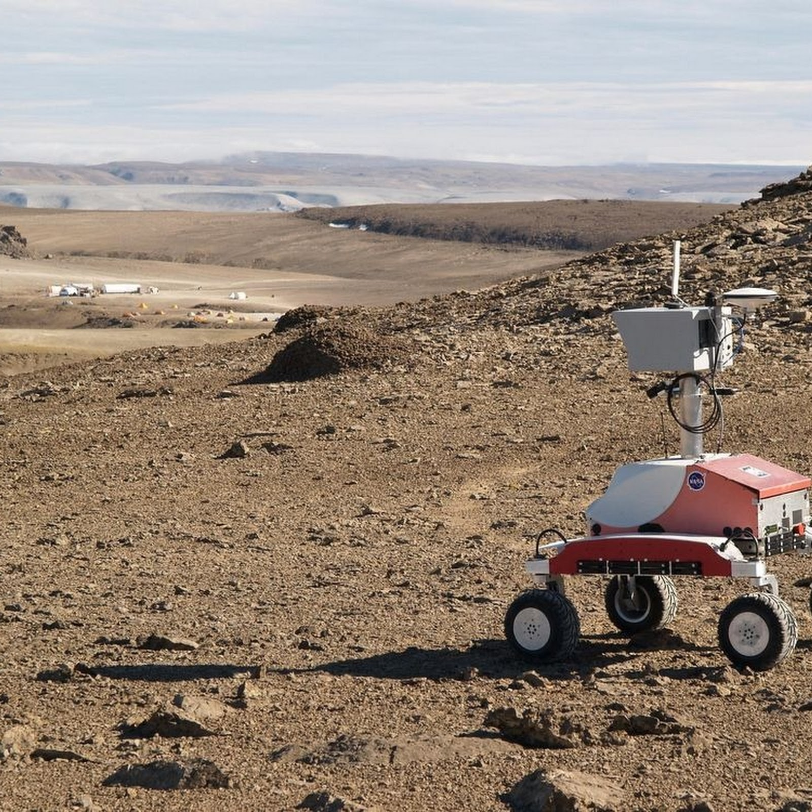 Devon Island: Mars on Earth