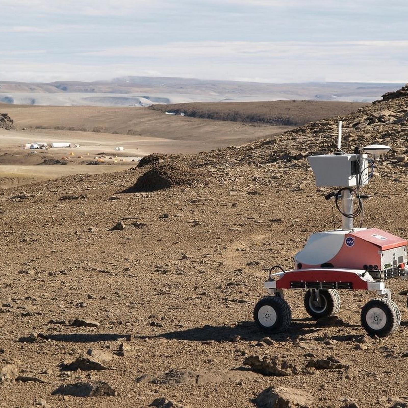 Devon Island: Mars on Earth