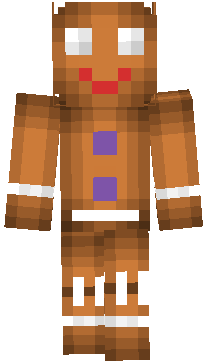 The Gingerbread Man (voiced by Conrad Vernon) is a live talking gingerbread man and one of Shrek's friends. He is also known as
