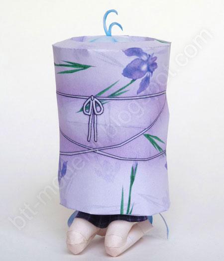 Erio Touwa Papercraft