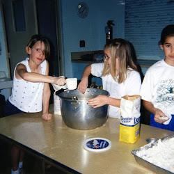 1998 Communion Bread Making