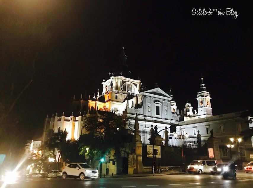 Leyendas de la Catedral de la Almudena de Madrid