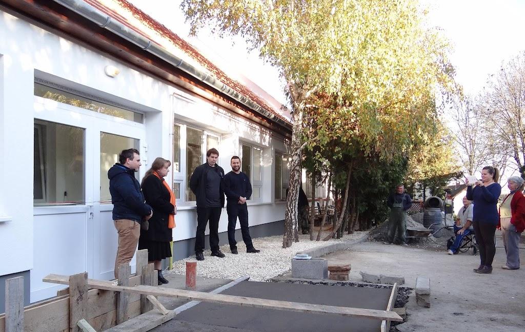 Megújult az Idősek Otthona Kállón - 2015.11.09.