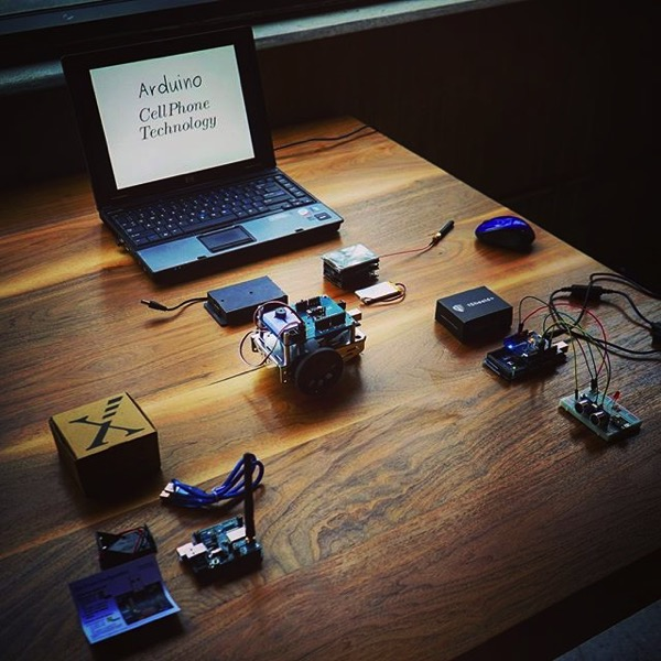 TechnologyIQ: Sample Arduino Projects - Arduino Day Los Angeles 2018