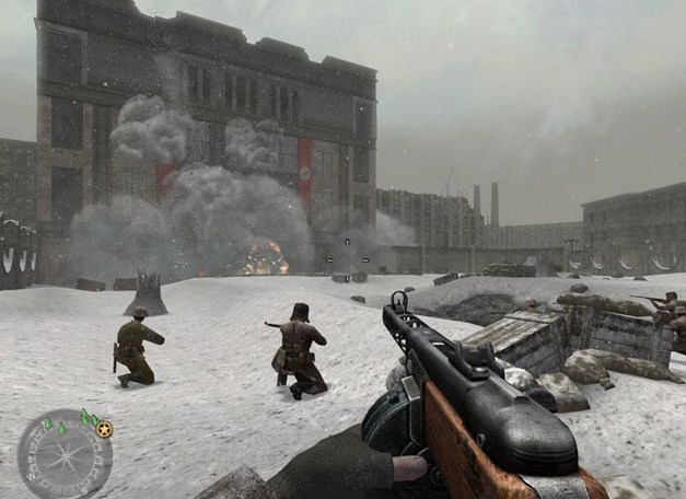 Descarga Call Of Duty 2 Espanol Mega Descarga Juego Para Pc
