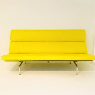 Herman Miller + Eames Compact Sofa
