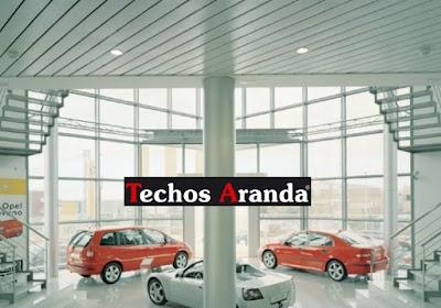 Foto de techos registrables Madrid