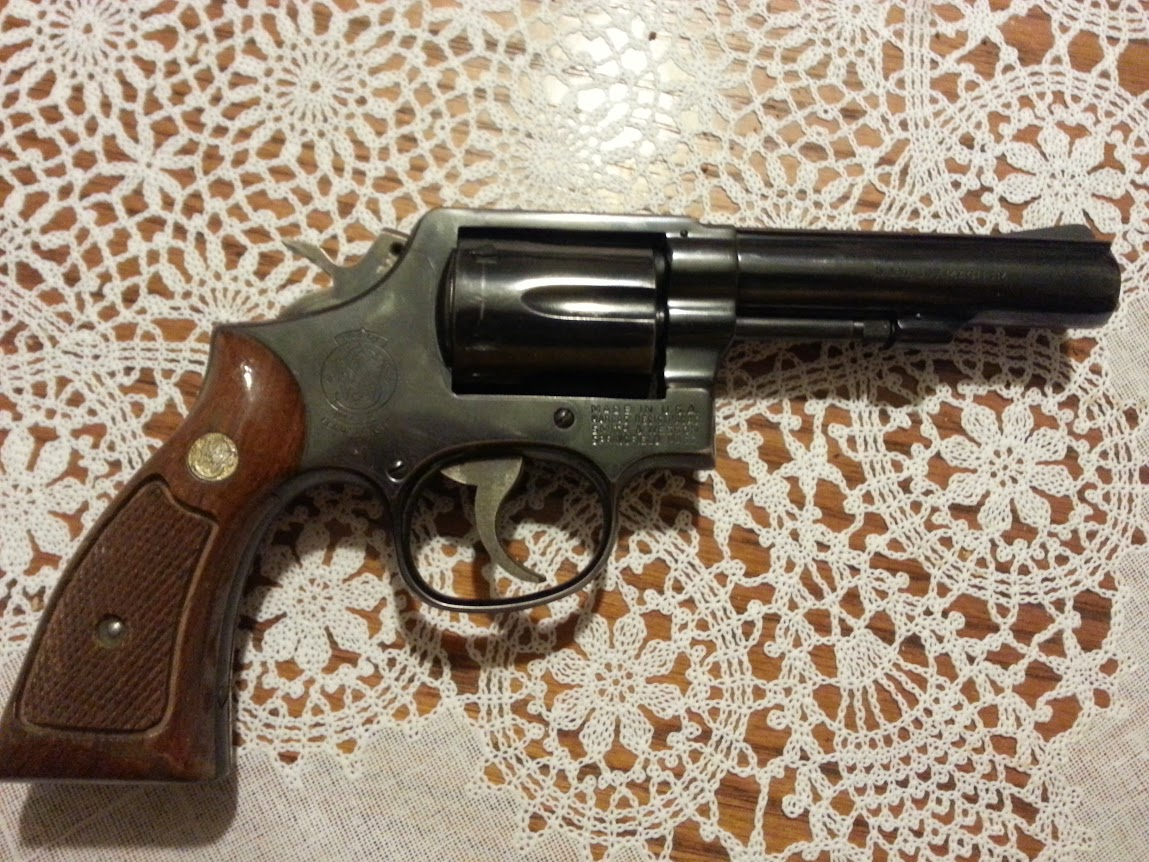 Smith and Wesson Mod 13-1