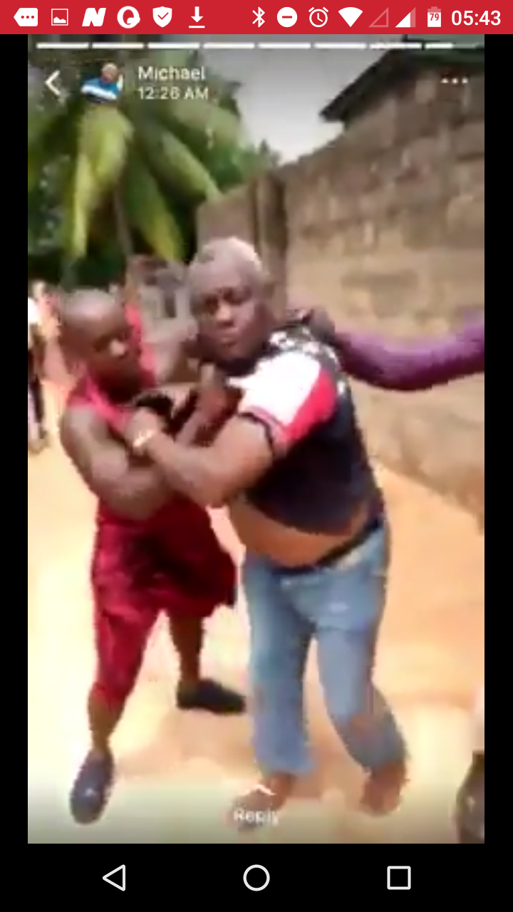 Notorious James Nwafor Has Been Caught In Ghana After Hiding (See Video)