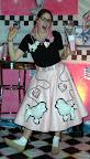 Poddle skirt