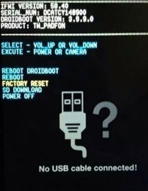 Hard reset Asus Zenfone sebetulnya sangat gampang untuk dilakukan Cara Hard Reset Asus Zenfone 4, Zenfone 5, Zenfone 6