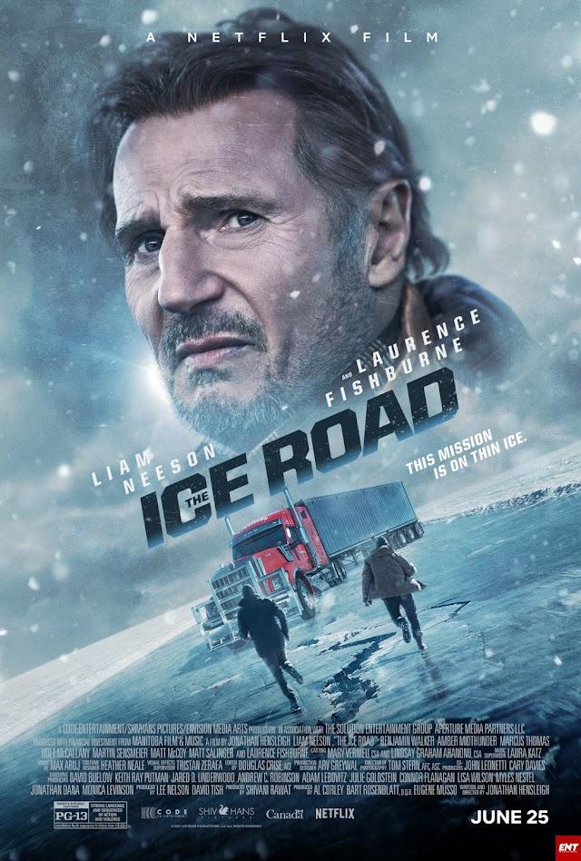 MOVIE : The Ice Road (2021)