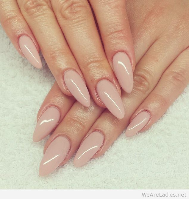 Pair Them With The Almond Nail Shape And You Ll Be Able To Soften Up Any Outfit They Re Perfect For