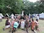 Představení vikingských jarlů.