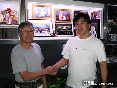 Meu Mestre Minoru Yamagishi