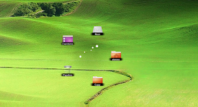 Liberado Gnome-Pie 0.6.1 espectacular lanzador para Ubuntu