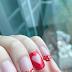 Last Minute Valentine's Day Nail Art