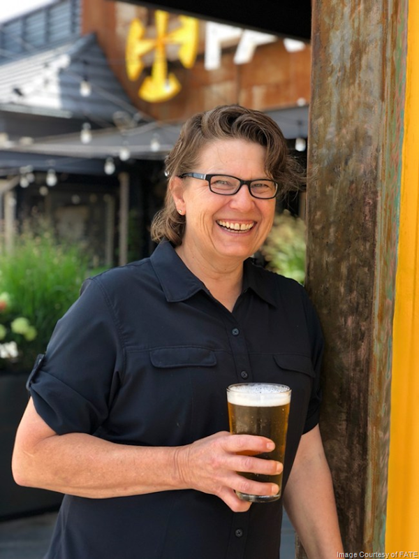 Brewmaster Denise Jones Joins FATE Brewing