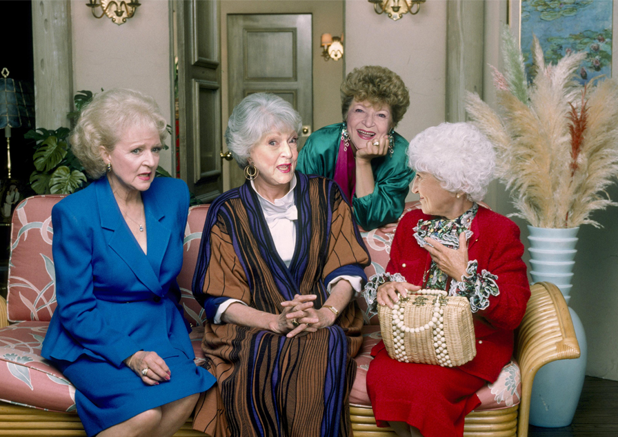 golden girls house interior golden girls film