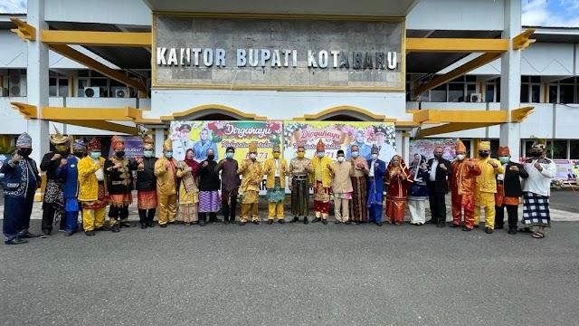 Pemkab Kotabaru Peringati Hari Pancasila Secara Virtual