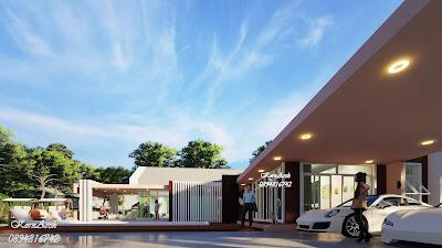 รับออกแบบบ้านชั้นเดียวสไตล์นอร์ดิก