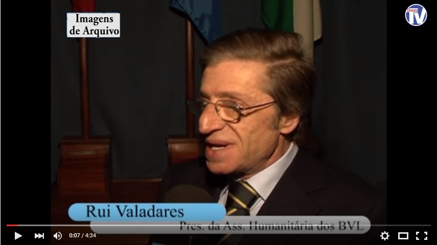 Vídeo - Clube de Lamego homenageou Rui Valadares