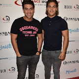 OIC - ENTSIMAGES.COM - Jon Clark and Chris Clark at the  2016 BLOCH Dance World Cup press launch in London 28th April 2016 Photo Mobis Photos/OIC 0203 174 1069