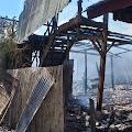 Tiga Unit Rumah Warga Ludes Terbakar di Wajo