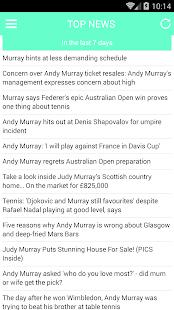 Andy Murray News - náhled