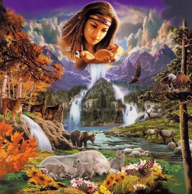 World Master, Goddesses