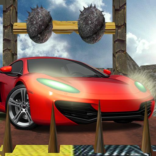 模擬App|実車のエスケープ3D LOGO-3C達人阿輝的APP